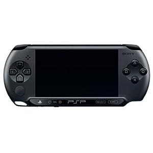 PlayStation Portable – Konsole E1004, schwarz mit Gran Turismo [Essentials] + Ratchet & Clank: Size Matters [Essentials]