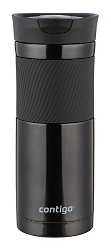Contigo Thermobecher Byron, Black, 1000-0500
