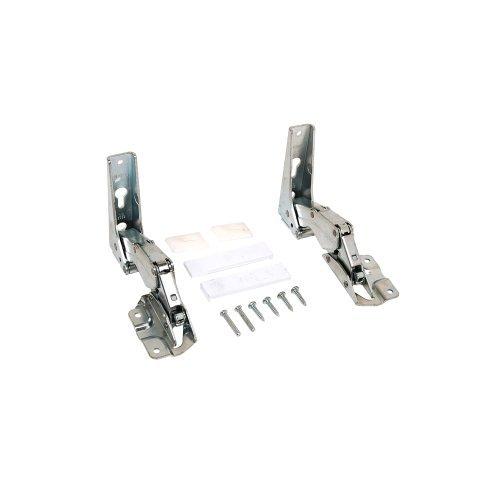 Genuine INTEGRA Fridge Freezer Obere & untere Scharnier Kit 481231018672 (Unteren Scharnier)