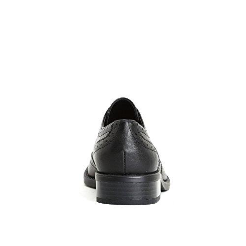 Obsel: Di Scarpe & Scarpe - Scarpe Stringate Con Lacci, Scarpe Piatte Nere
