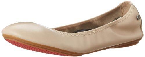 hush-puppies-chaste-mujer-crema-grande-piel-mocasines-zapatos-nuevo-eu-37