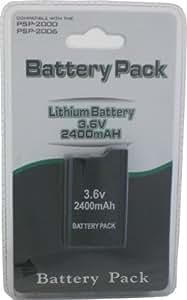 Batterie pour PSP Slim & Lite ( 3.6 V - 2400 Mah )