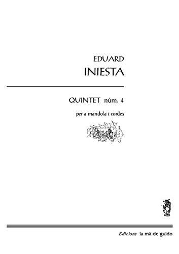 Quintet No. 4 (Catalan Edition)
