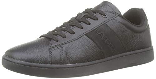 Lacoste Herren Carnaby Evo 319 Sneaker, Schwarz (Black 738sma001402h), 44 EU
