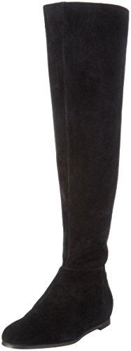 Bruno Premi - I1400g, Stivali sopra il ginocchio con imbottitura pesante Donna Nero (Nero (Nero))
