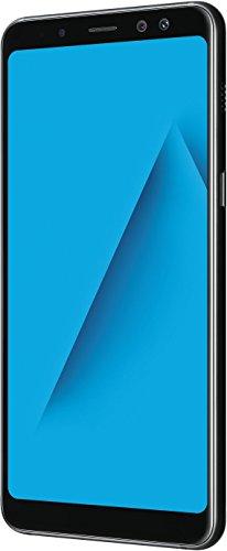 Samsung Galaxy A8+ (Black, 6GB RAM, 64GB Storage)