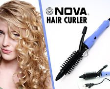 NOVA AIO-16B Hair Curler��(BLACK & PURPLE)