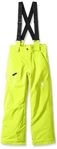 Spyder Kinder Boy'S Propulsion Hose, 730 Bryte Yellow, 14 (014)