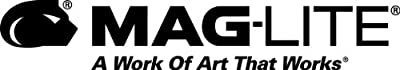 Mag-Lite S4D016 4D-Cell Stablampe 37,5 cm schwarz für 4 Mono-Batterien