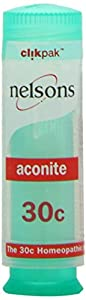 (3 PACK) - Nelsons - Aconite 30c | 84's | 3 PACK BUNDLE