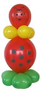 Karaloon 30073 Lucky Beetles - Juego de Globos