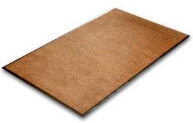 Floordirekt XL - Bicolor Profi-Schmutzfangmatte - 3 Größen - 200x200cm - beige