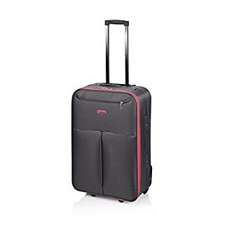 TROLLEY JOHN TRAVEL MODELO TOUR COLOR NEGRO