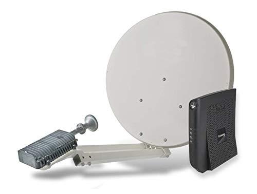 satspeed SB2 Internet via Satellit KIT inkl. 25 Mbit Tarif nur 99,00 EUR (Triple Play 99)