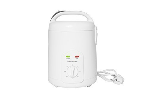 Dampferzeuger für portable Dampfsauna Svedana, 1,5 Liter