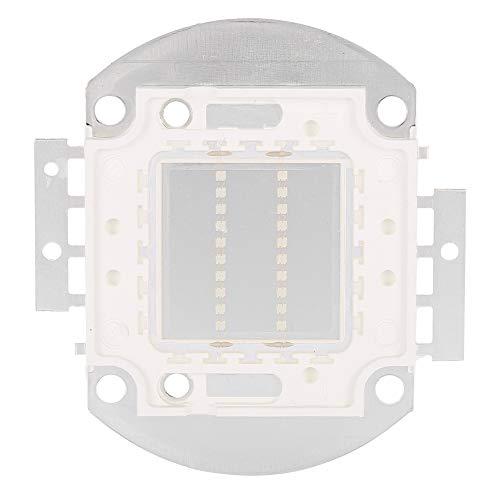 Chip der hohen Leistung LED, Lampen der hohen Leistung LED für die Nagel-Kunst, die UV395-400Nm LED kuriert, bördelt 10W 20W 30W 50W helle Korne DIY Beleuchtungs-Dioden-ultraviolette Birne(20W)