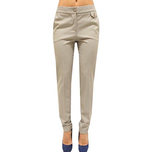 9672F pantaloni PATRIZIA PEPE LANA pantalone donna trousers women [38]