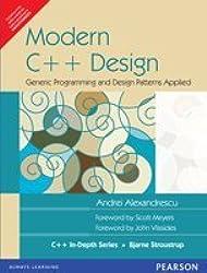Modern C++ Design: Generic Programming and Design Patterns Applied (Livre en allemand)