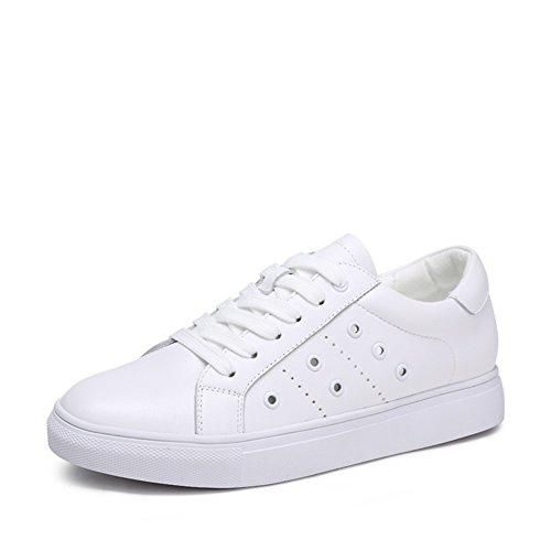 Chaussures de sport féminin/Espadrilles à semelle épaisse/Chaussures de fond plat/Chaussures de Conseil A