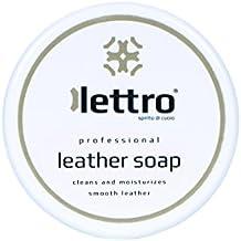 Lettro Sapone detergente per mobili in pelle, scarpe, giacche, seggiolini auto e (Alta Schiuma Umidità Wash)