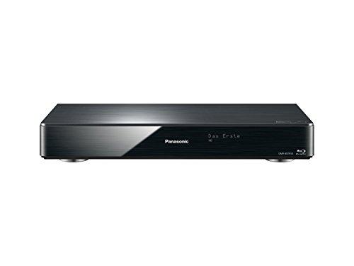 Panasonic DMR-BST950EG Blu-ray Recorder (mit 2 TB Festplatte, für DVB-S, Triple HD Tuner, 4K Upscaling, WLAN, VoD, TV Anywhere, 2x CI+, DLNA, HbbTV, 2x HDMI) schwarz