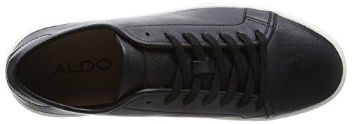 Aldo Haener, Scarpe da Ginnastica Basse Uomo Black (black Leather)