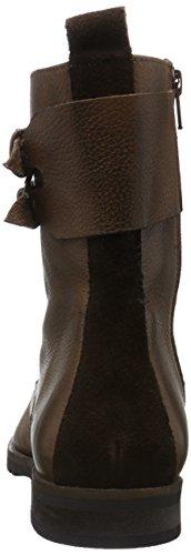 Bianco Herren Warm Buckle Boot 66-71415 Combat Braun (Dark Brown20)