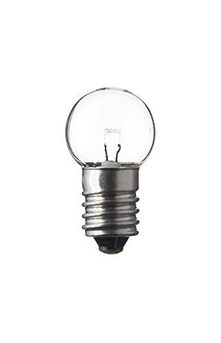 Gebraucht, SPAHN-10 Stück Glühlampe 6V 2,4W E10 Glühbirne Lampe gebraucht kaufen  Wird an jeden Ort in Deutschland