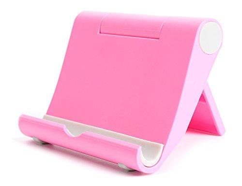 MinYuocom Handy Ständer Tablette Halter Halterung Tisch Mehrfachwinkel Faltbar MZEA059P (Classic Video Ipod Tasche)