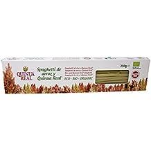 Quinoa Real Spaghetti di Riso e Quinoa Bio - 3 Confezioni da 250 g