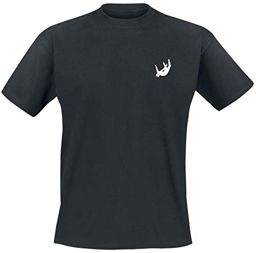 Korn Pocket Man T-Shirt schwarz M -