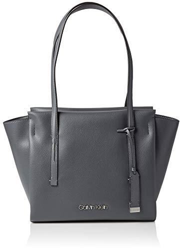 b6f87996c9e00 Calvin Klein Jeans Frame Med Shopper - Borse a spalla Donna