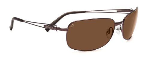 Serengeti Trieste Sonnenbrille, Objektiv: Drivers, braun