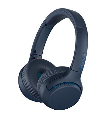 Sony WH-XB700, Cuffie Wireless con EXTRA BASS, 30 ore di Autonomia, Amazon Alexa, Blu