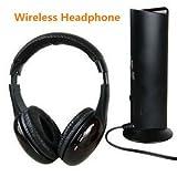 SLB Works Brand New Hot Sale 5 in 1 Hi-Fi Wireless Headset Headphone