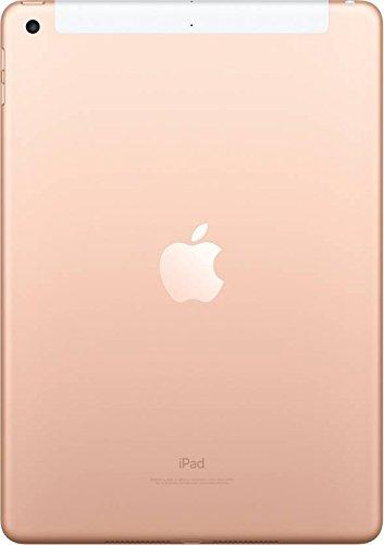 Apple iPad(6th Gen) Tablet (9.7 inch, 128GB, Wi-Fi + 4G LTE ), Gold