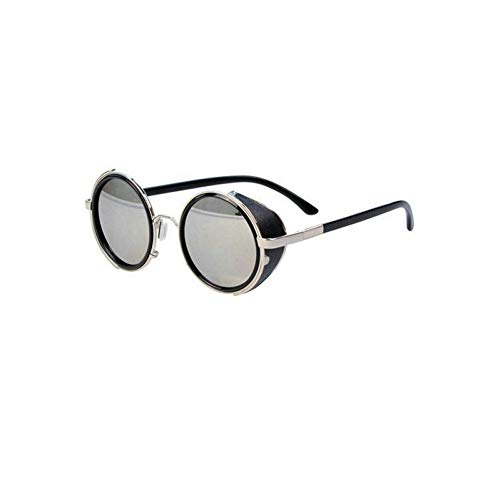 GBST Transition Sunglasses Photochromic Progressive Reading Glasses Men Multifocal Points for Reader,Black Silver