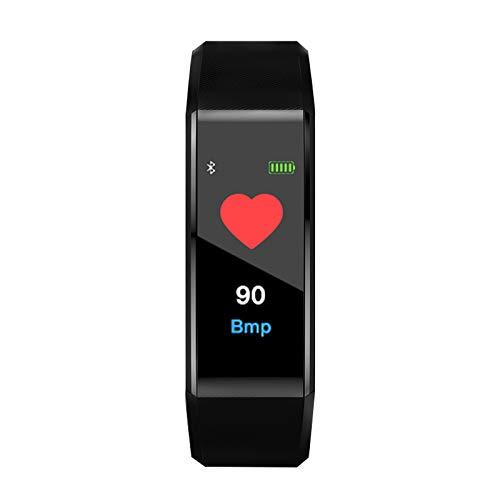 MENGZHEN 1 UNID Y3 Monitor de Actividad del Ritmo cardíaco Pantalla táctil Usable Podómetro Bluetooth Pulsera… 1