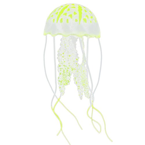 Kisshes Medusas Lámpara Eléctrica Medusas Tanque