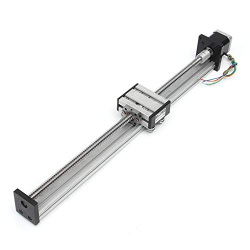 1204 Kugelgewindetrieb Linear Slide Hub Linear Stage 400 Long Stage Actuator mit 42mm Schrittmotor