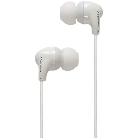 Pioneer SE-CL501-W - Auriculares in-ear, blanco