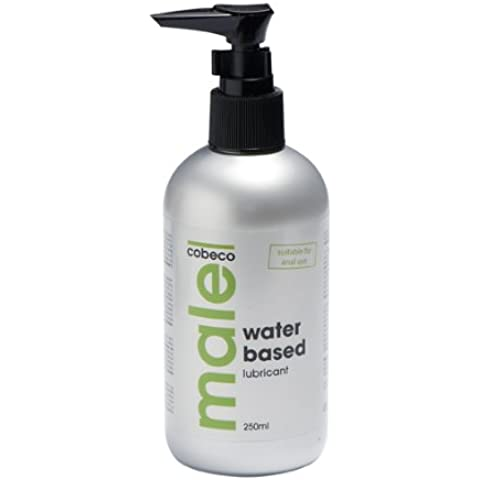 Cobeco Male WB Lubricante - 250 ml