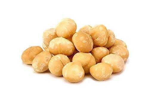 Bio Jumbo Macadamias 1 kg echte ROHKOST Macadamia Nüsse fancy 1000g Vakuum Aromaschutz-Packung für längere Haltbarkeit!