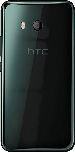 "HTC U 11 Smartphone, 5.5"", Dual SIM, 4G/LTE, 64 GB, Nero"