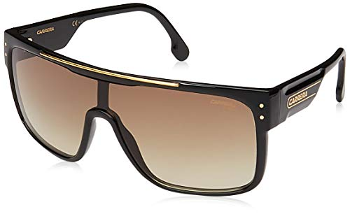 Carrera Sonnenbrillen CA FLAGTOP II BLACK/BROWN SHADED Herrenbrillen