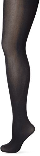 Wolford Satin Opaque 50 - Mujer negro