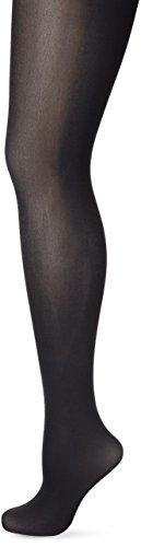 Wolford Damen Strumpfhose Satin Opaque 50, 50 Den, Schwarz (Black 7005), Medium (Wolford Strumpfhose Blickdichte)