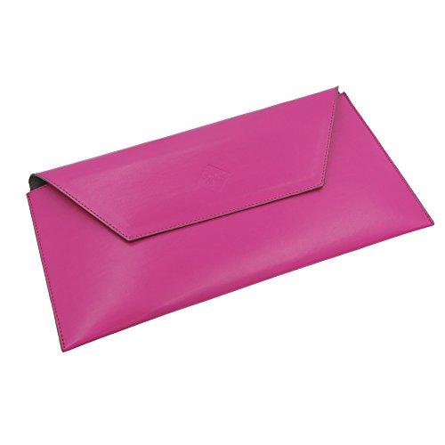 Tellur Fashion Clutch Bags Magnetic - Reisepasshülle, Fuchsia Preisvergleich