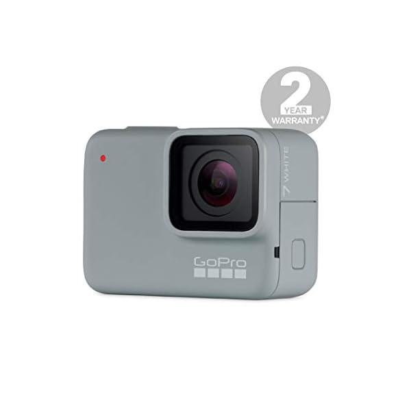 GoPro HERO7 White - Waterproof Digital Action Camera with Sleeve Plus Lanyard 3