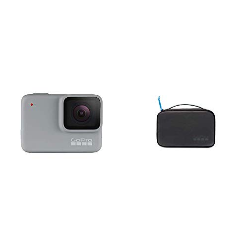 GoPro HERO7 Black - Cámara de acción (sumergible hasta 10m,...
